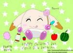 Children Day Pommy by IkaMusumeFan06