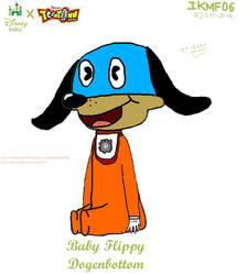 Baby Flippy Dogenbottom by IkaMusumeFan06