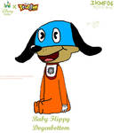 Baby Flippy Dogenbottom