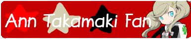 Ann Takamaki Fan Button