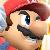 SSBU Mario Death Stare