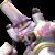 Super Smash Bros Brawl Duon Emote Icon F2U by IkaMusumeFan06