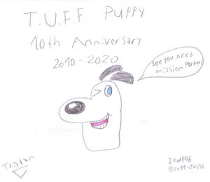 10 Years Of Tuff Puppy