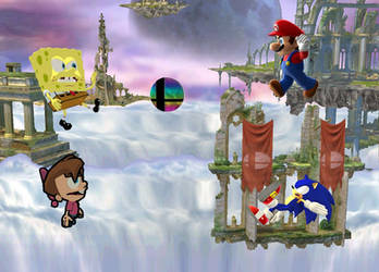 Super Smash Bros. X Nickelodeon All-Star Brawl