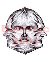 Tri-Face by Ballistyc