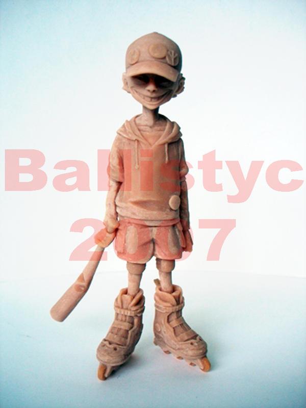 Shonen Bat by Ballistyc