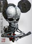 Mickey Mouse by Ballistyc