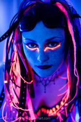 Cyber Burlesque 21 by wrightphoto
