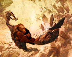 Rock Elemental by Fyreant