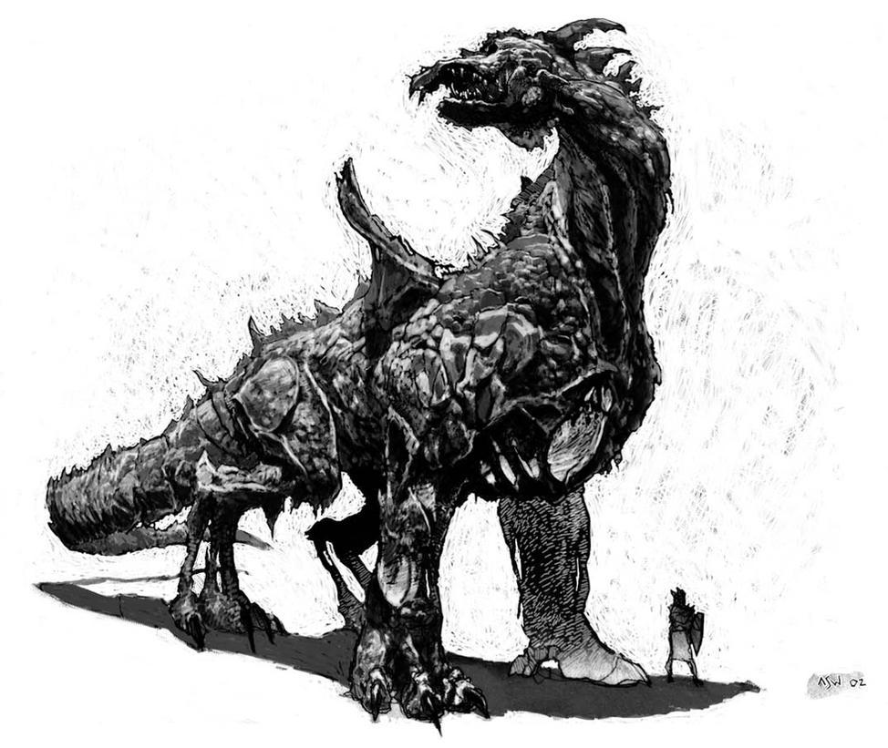 Dragon Engine by Fyreant