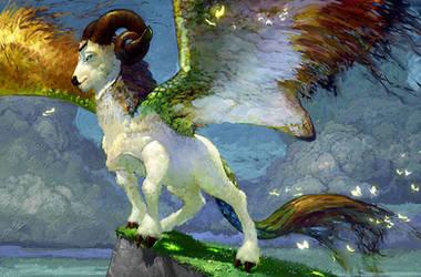 White Beast by Fyreant