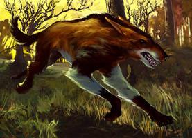 Wild Mongrel by Fyreant