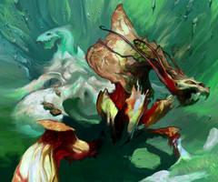 Root Elemental by Fyreant