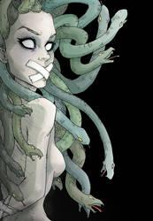 Medusa by punkrockguy