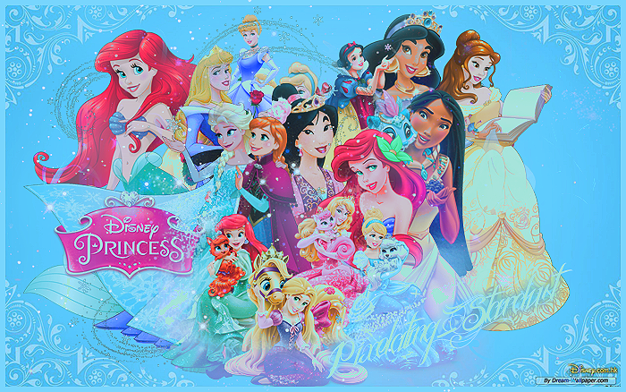 Disney princess collage by stardustsimmer on deviantart disney princess collage by stardustsimmer thecheapjerseys Choice Image