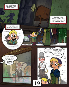 Keeping Up with Thursday, Issue 1, page 19