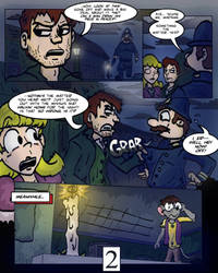 Keeping Up with Thursday Issue 1, page 2