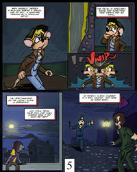 Keeping Up with Thursday Issue 1, page 5
