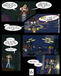 Keeping Up with Thursday Issue 1, page 6