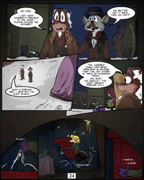 Keeping Up with Thursday, Issue 1 page 24
