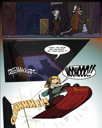 Keeping Up with Thursday, Issue 1 page 25