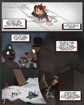 Keeping Up with Thursday Issue 2, page 3