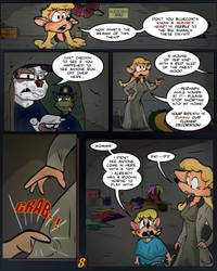 Keeping Up with Thursday Issue 2, page 8