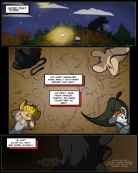 Keeping Up with Thursday, Issue 2 page 17