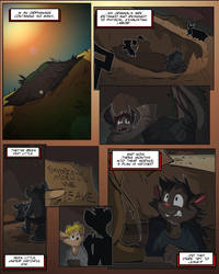 Keeping Up with Thursday, Issue 3 page 1