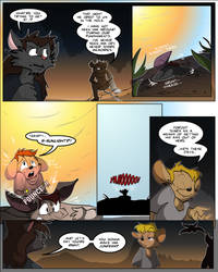 Keeping Up with Thursday, Issue 3 page 3