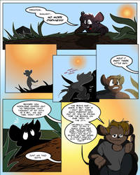 Keeping Up with Thursday, Issue 3 page 4