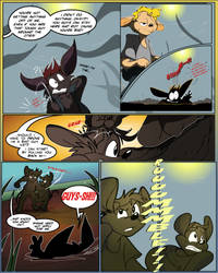 Keeping Up with Thursday, Issue 3 page 6