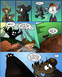 Keeping Up with Thursday, Issue 3 page 7