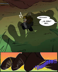 Keeping Up with Thursday, Issue 3 page 8