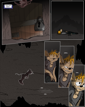 Keeping Up with Thursday, Issue 3 page 21