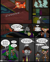 Keeping Up with Thursday: Issue 4, page 4