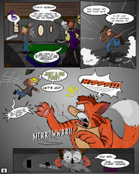 Keeping Up with Thursday: Issue 4, page 5