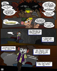 Keeping Up with Thursday: Issue 4, page 11