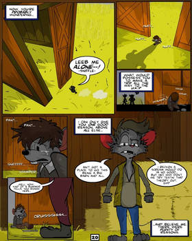 Keeping Up with Thursday: Issue 4, page 20