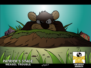 TS Superstars Brawl: Patrick's Stage part 1