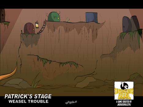 TS Superstars Brawl: Patrick's Stage part 2