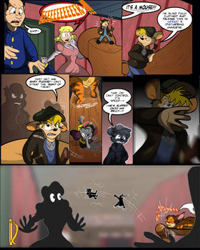 Keeping Up with Thursday, Issue 10 page 7