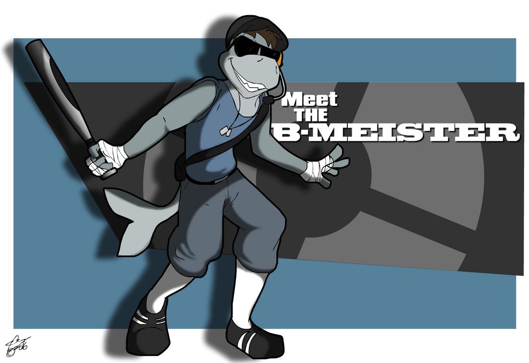 Commission: Meet the B! by KUWTComicsInc