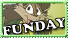KUWT Funday Stamp 2017 by Ari-Dynamic