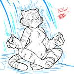 Gift: Meditation with Master Tigress