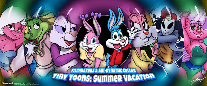Mega Tiny Toons Collab, Part One