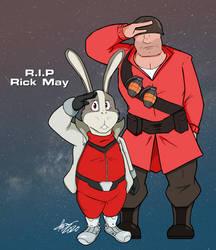 R.I.P Rick May