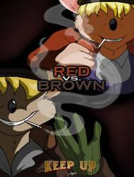 Keep Up: Red vs. Brown