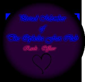 Ophelia Fan Club by darkestsongbird