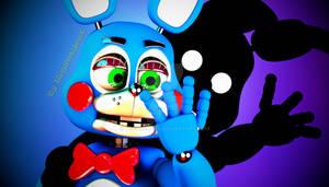 Toy Bonnie By Viciolek
